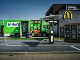 Frituurvet McDonald's gerecycled tot Neste MY Renewable Diesel