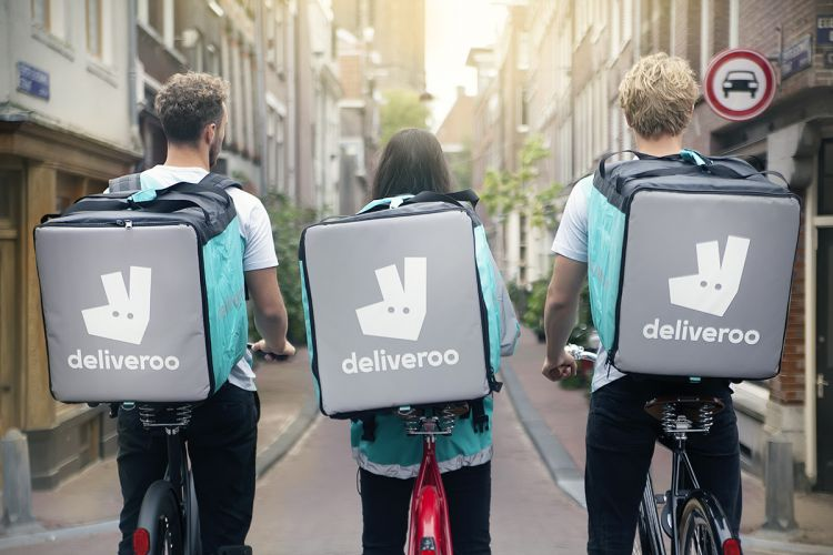 Shell Deliveroo
