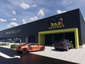 BAS Autowas bouwt in Zwolle 3000 m2 grote mega carwash