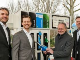 GoodFuels start verkoop dieselvervanger via zeven tankstations